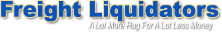 Freight Liquidators - A Lot More Rug For A Lot Less Money